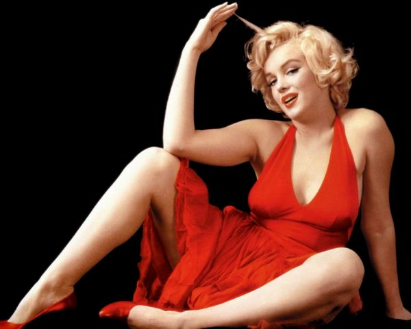 The Hot Looking Marilyn Monroe